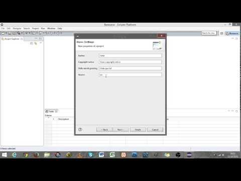 Programar en Eclipse configuración para C/C++