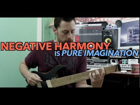 Negative Harmony is Pure Imagination