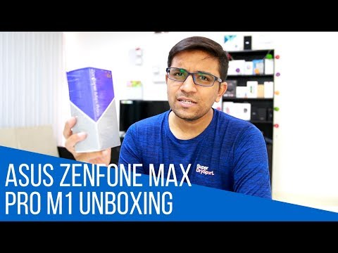 Asus Zenfone Max Pro M1 Unboxing (Gaming, Camera & Features)