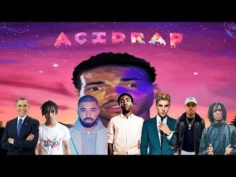 Celebrities Talk About Chance The Rapper (Drake, Obama, Justin Bieber, Vic Mensa & more)