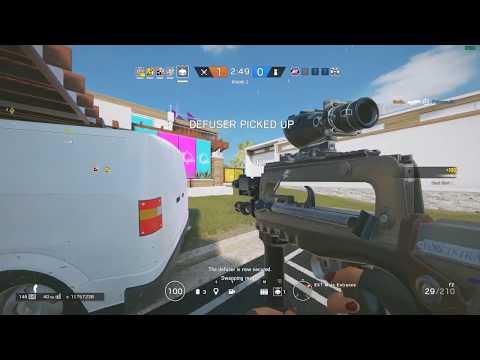 Twitch is OP - Rainbow Six Siege