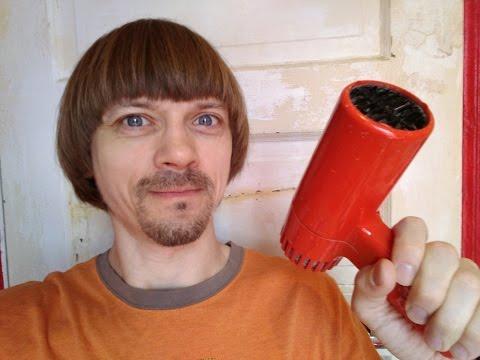 How I Do My Hair -(Weird Paul) Routine 2016 Style Tutorial Everyday Bangs Bowl Cut Men Haircut
