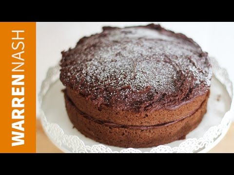 Microwave Chocolate Cake Recipe - Made in minutes - Recipes by Warren Nash