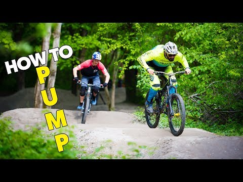 You need to Pump to get the Jump!| How to MTB E5 w/ Rob Warner & Tom Oehler