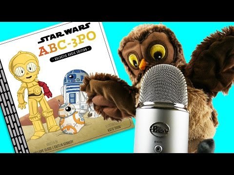 Singing Star Wars ABC-3PO Alphabet Book