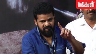 இனி அடிதான் ! - Director Ameer Bold speech on Jallikattu Ban
