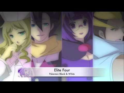 Elite Four Theme (Pokemon Black & White )