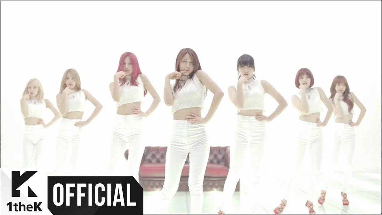 [MV] AOA_ Confused(흔들려)