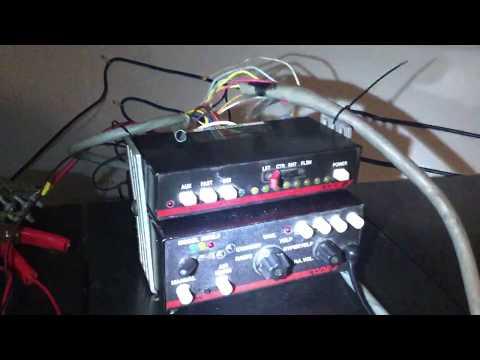 Code 3 light bar demo