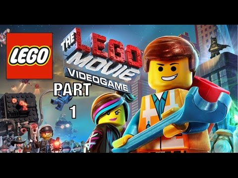 The Lego Movie Game!!