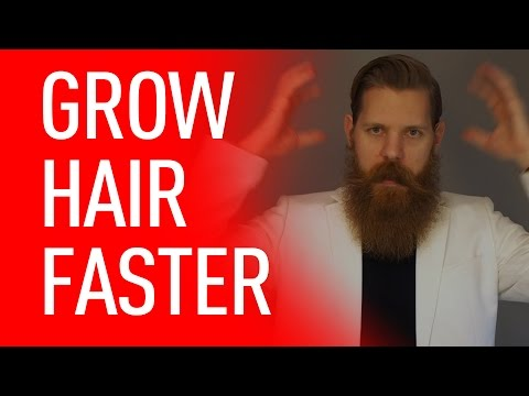 How To Grow Your Hair & Beard Faster | Eric Bandholz