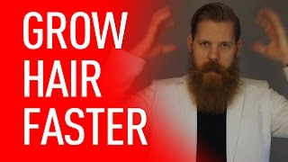 How To Grow Your Hair Beard Faster Eric Bandholz