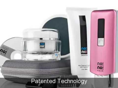 Hair NoNo Hair Removal System