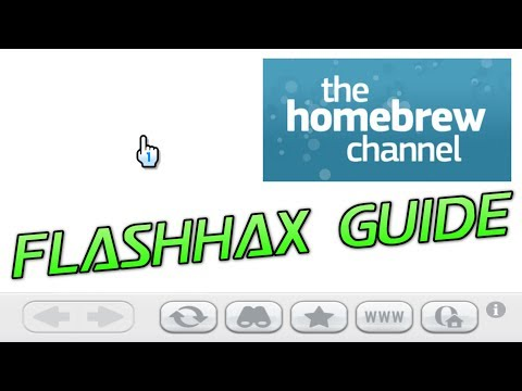 [Wii] How To Use Flashhax (SD-Less Homebrew Install)