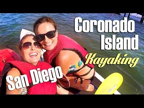 San Diego- Coronado Island Kayaking Adventure