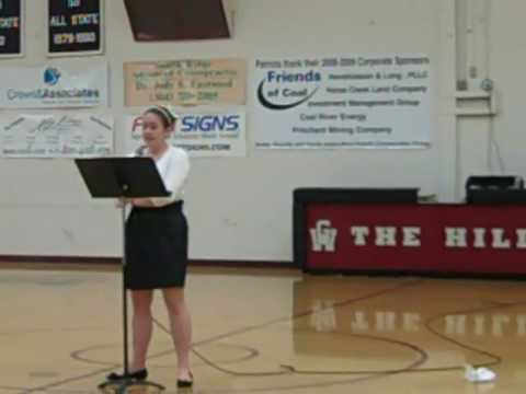 EPIC Student Council Speech