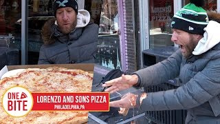 Download Lorenzo & Sons (Philadelphia) — Barstool Pizza Review Video