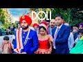 Download  Doli + Ribbon cutting - Manreet weds Sumeet | Punjabi Sikh Wedding Calgary MP3,3GP,MP4