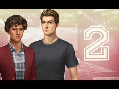 (Diamonds) Choices: High School Story Book 3 Ch 2 (MICHAEL'S DATE!)