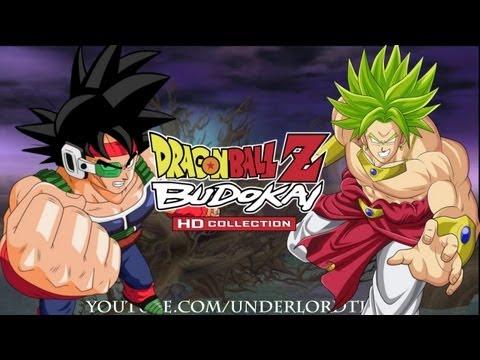 DBZ Budokai 3 HD - Bardock vs Broly