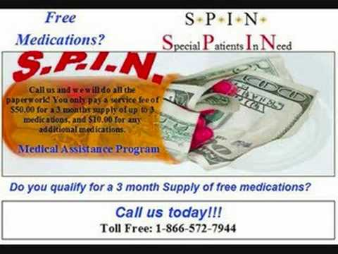 Free medications!  Call us today to see if you qualify!