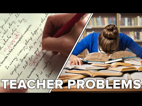 Things Every Teacher Can Relate To