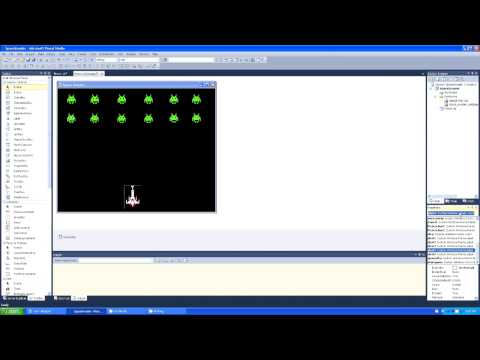 Space Invader - VB.Net Tutorial