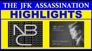 Download JFK'S ASSASSINATION: NBC-TV HIGHLIGHTS FROM NOVEMBER 22, 1963 (HIGH QUALITY) Video