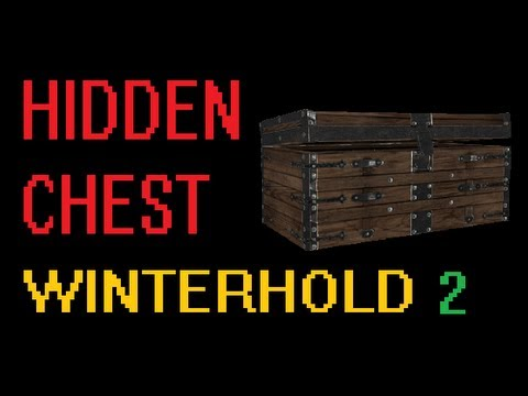 Skyrim: Hidden Chest Under College of Winterhold with Sigil Stone & Shalidor's insights (PS3 + Xbox)