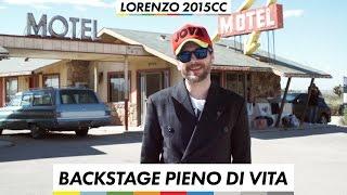 Pieno di vita - Backstage