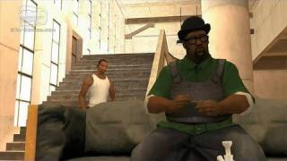 GTA San Andreas - Final Mission & Ending - End Of The Line