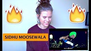 JATT DA MUQABALA | Sidhu Moosewala | REACTION 🔥