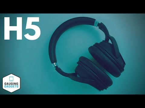 Mpow H5 Noise Cancelling Headphones Review