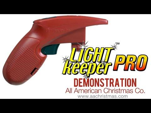 Light Keeper Pro Mini Christmas Light Tester Demo