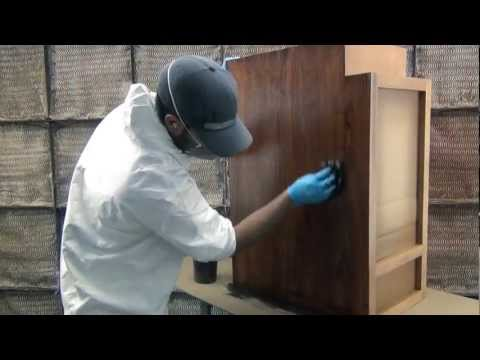 Staining Cabinets and Cabinet Doors - Decore.com