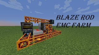 [tekkit Classic] Blaze Rod Emc Farm