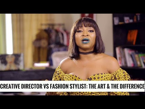 Creative Director vs Fashion Stylist: The Art & The Difference
