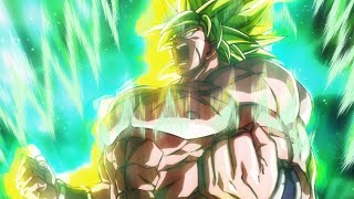 Dragonball super broly - AMV_(Skillet - The Resistance)