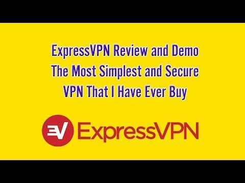 ExpressVPN   The Most Simple & Secure VPN That I've Bought