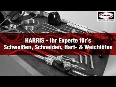 HARRIS - Equipment & Lote (German)