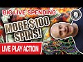Download           🔴 More LIVE $100 Spins 🧨 Mighty Cash JACKPOT MP3,3GP,MP4
