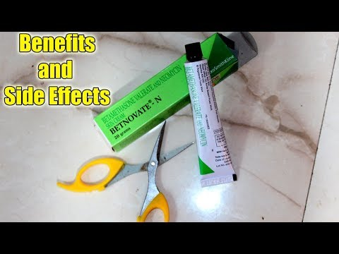 Betnovate - N Skin Cream Step By Step Guide And True Review / Hindi