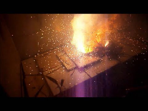 Thermite with anhydrous Copper sulfate
