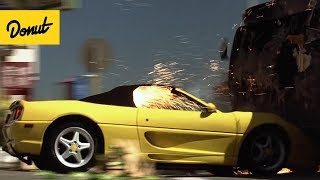 Download Top 10 Best Movie Car Chase Scenes From the 90's | Donut Media Video