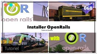 Open Rails - De Meaux à Paris Est en BB 27300 et VB2N - PakVim net