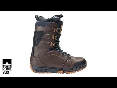 2018 Men's Libertine Lace Boot