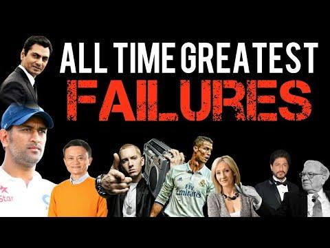 Famous Failure Of Successful People | Motivational story | Inspirational Video | Naman Sharma