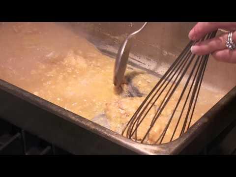 Adding Flour To Make Gravy
