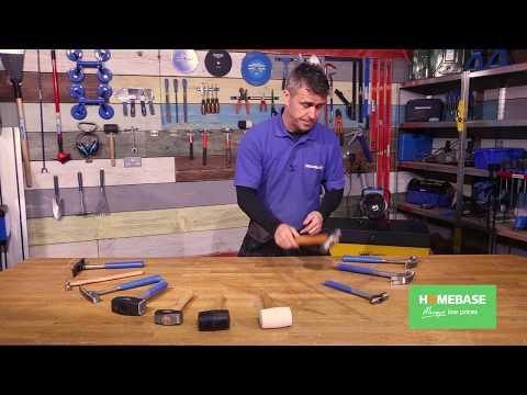 Hammer Types - Mallet, Claw Hammer, Lump Hammer & More | DIY Tips | Homebase