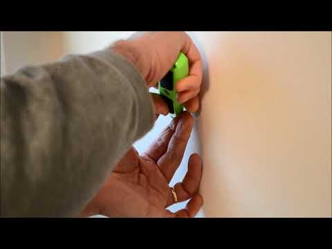 How to Remove Plastic Wall Anchors
